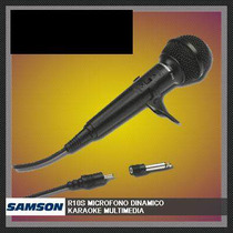 Samson R10s Versatil, Mic Plastico Dinamico Cardiode
