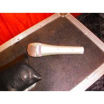 Microfono Profesional-sennheiser E838--cantantes,bandas,etc