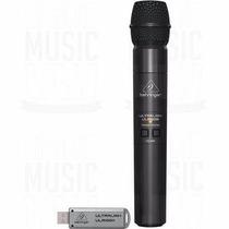 Microfono De Mano Behringer Ulm100 Inalambrico Digital Usb