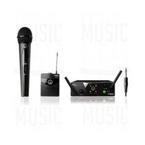 Oferta! Akg Wms40mini Dual Mix Microfono Inalambrico Doble M