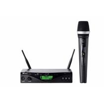 Micrófono Inalambrico De Mano Akg Wms470 D5 Set De Mano