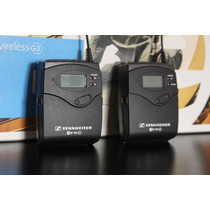 Micrófono Corbatero Inalámbrico Sennheiser Ew112 G3