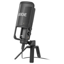 Rode Nt Usb Micrófono Condenser De Grabación Estudio