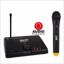 Skpro Mini I Microfono Inalambrico Mano Uhf