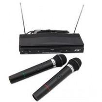 Microfono Inalambrico Doble Herostar C05