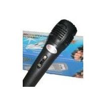 Microfono Karaoke Dynamic Con Cable Sm-338
