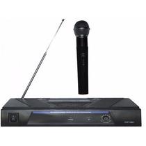 Micrófono Inalámbrico Mano Vhf Pro 158 Impecable