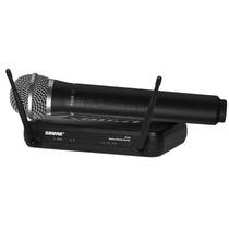 Shure Svx24/pg58 Microfono Inalambrico Original Gtia 1 Año!