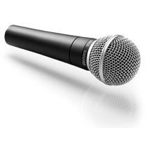 Microfono Shure Sm58lc/s Dinamico Cardioide P/voces C/switch
