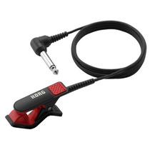Korg Cm200 Microfono De Contacto Negro Y Rojo