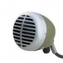 Micrófono Para Armónica Shure 520dx Vintage Series