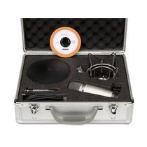 Microfono Samson Co3upk Recording Podcasting Pak Condenser