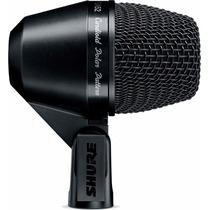 Microfono Dinamico Shure Pga56-xlr - Para Tom Con Cable Xlr