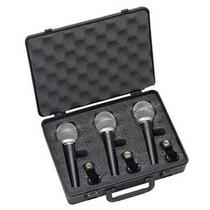 Samson R21 Micrófono Dinamico Pack X 3