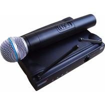 Lexsen Micrófono Inalámbrico Uhf One In One