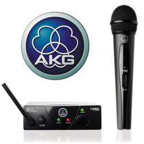 Micrófono Inalámbrico Akg Wms40 Mini Vocal