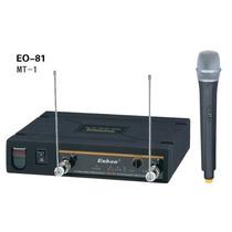 Micrófono Inalámbrico Uhf Enbao Eo81 Hh De Mano