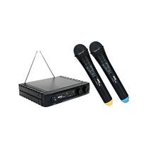 Microfono Skp 2671vhf Inalambrico Mano X2 / Open-toys Avell