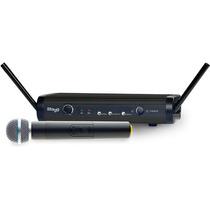 Microfono Inalámbrico Stagg Uhf Modelo Suw 30 Ms Eu