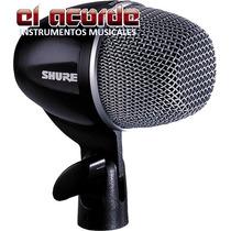 Microfono P/ Bombo Shure Pg52-xlr Bateria El Acorde Pacheco