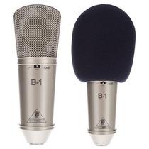 Behringer B-1 Micrófono Condenser Ideal Estudio De Grabación