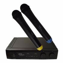 Microfono Inalambric Skp - Uhf 261