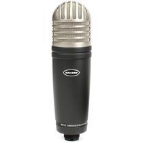 Micrófono Samson Condensador Mtr101 - Grabación Voces/instr