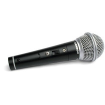 Microfono Vocal Samson R21 R21s Premium + Pipeta Y Cable