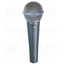 Oferta! Micrófono P/ Voces Shure Beta 58a Supercardiode