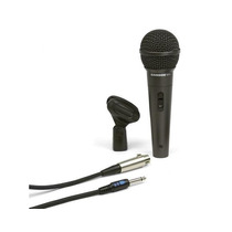 Microfono Profesional Mano Vocal Samson Performer R31s Cable