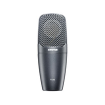 Microfono Shure Pg42 Lc Condenser Cardioide Vocal - Envios