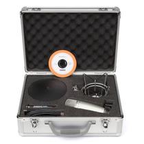 Microfono Samson Condenser C01u Pack Araña, Tripode, Cable