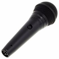 Oferta! Shure Pga58 Xlr Micrófono Dinámico Cardiode Para Voc