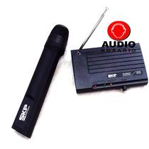 Skpro Vhf655 Microfono Inalambrico Mano Vhf