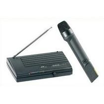 Microfono Inalambrico Skp Vhf655 De Mano