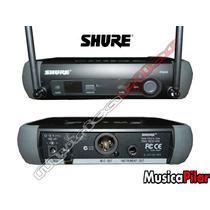 Microfono Inalambrico Shure Pgx24/sm58 Musicapilar
