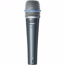 Micrófono Dinámico Shure Beta 57a Para Instrumentos