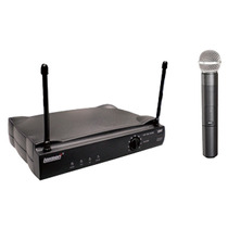 Lexsen One In One Microfonos Inalambricos Uhf Mano