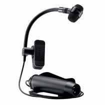 Shure Pga98h-tqg Microfono Condensador Card Con Cable Xlr