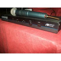 Microfono Inalambrico Receptor Y Transmisor Shure Beta 58