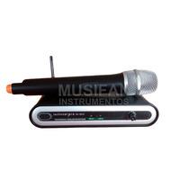 Micrófono Inalámbrico Modelo 1013 Increíble Alcance