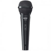 Microfono Shure Dinámico Cardiode Para Voces Sv200 C/ Switch