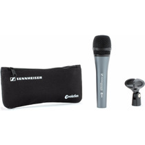 Microfono Sennheiser E 835 Profesional E835 Made In Germany