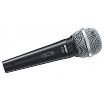 Microfono Shure Dinámico Multifunción Sv100 C/switch Y Cable