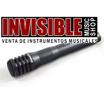 Microfono Condenser Hihat,platos, Vientos Invisible Lugano!!