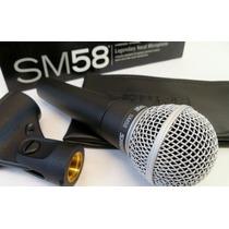 Shure Sm58- Garantia Oficial