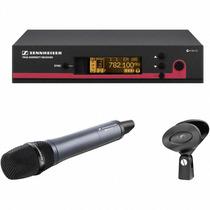 Microfono Inalamabrico De Mano Sennheiser Ew 165g3 Uhf 865