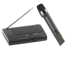Microfono Inalambrico Skp Vhf 655 De Mano