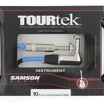 Samson Til10 Cable P/instrumento 3mts. Recto-angular.