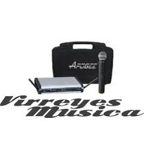 Microfono Apogee U1 Uhf Simple De Mano